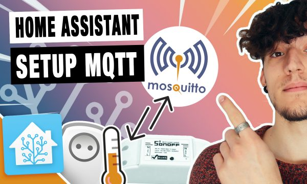 Come Collegare Sonoff a Home Assistant – Mosquitto MQTT
